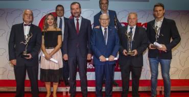 Cuatro empresas ilicitanas han sido galardonadas en la Noche de la Economía Alicantina