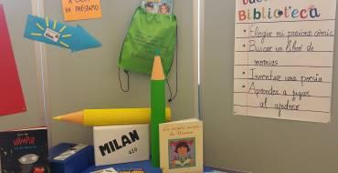 «Vuelta a la biblioteca»: nuevo rincón de lectura en las bibliotecas infantiles