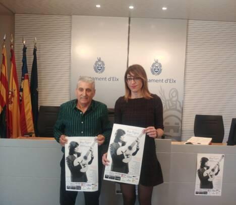 Elche homenajea al cantautor ilicitano Pepe Tejera