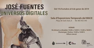 José Fuentes, Universos Digitales