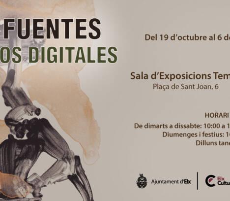 José Fuentes, Universos Digitals