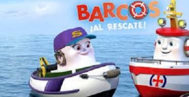 'Barcos ¡Al rescate!'
