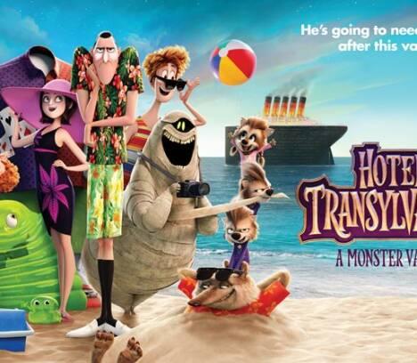 'Hotel Transilvania 3: unas vacaciones monstruosas'