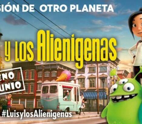 'Luis y los alienígenas'