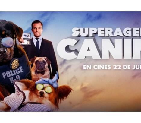 'Superagente Canino'