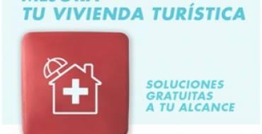 La Generalitat crea tres herramientas digitales gratuitas para mejorar el parque de pisos turísticos de la Comunitat