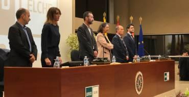 Celebración del acto de apertura del curso académico 2018-2019 de la UNED