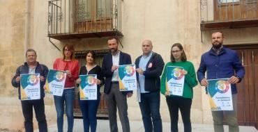 Concentración en la Plaça de Baix por una financiación justa para la Comunidad Valenciana