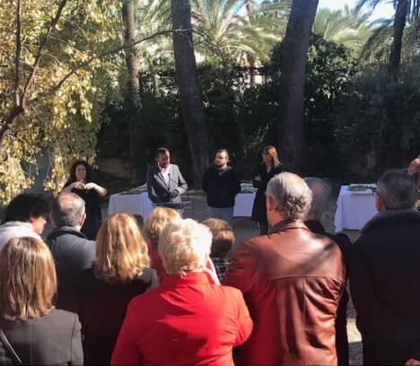 El Palmeral Histórico celebra su 18 aniversario como Patrimonio de la Humanidad en su mejor momento de los últimos años