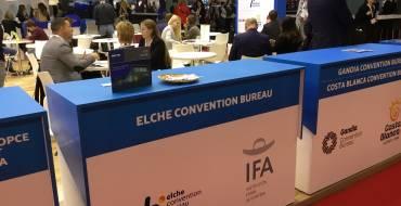 Elche se promocionan en Barcelona como destino de congresos