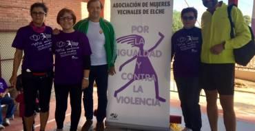Carrera solidaria  'MIL CAMINS UNA META'