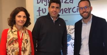 El Ayuntamiento organiza una jornada para favorecer la digitalización comercial