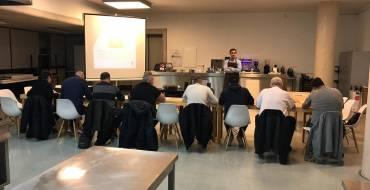 Introducción al café y Latte Art en la Escuela Municipal de Hostelería