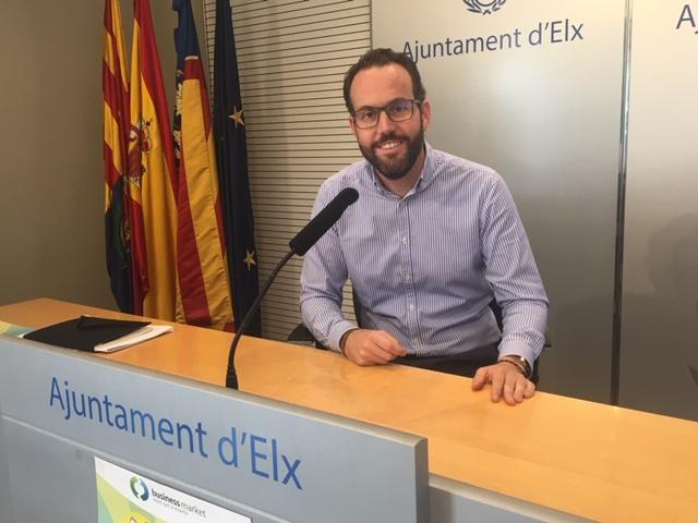 El Ayuntamiento promueve el encuentro entre emprendedores e inversores con una nueva edición de Elche Business Market