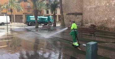 El Ayuntamiento publica en la web municipal las respuestas a las propuestas ciudadanas al pliego de la nueva contrata de Limpieza