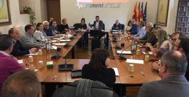 Presentació dels pressupostos municipals 2019 al Consell Social