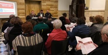 Presentats els pressupostos municipals de 2019 a les associacions de veïns i a les entitats que formen part de les juntes del Camp d'Elx