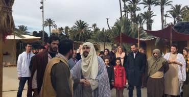Inauguració del Betlem Vivent