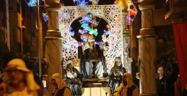El próximo 20 de diciembre se pondrán a la venta las sillas para la Cabalgata de Reyes por internet