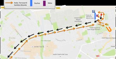 Cortes de calle o limitación de estacionamiento previstos para estos próximos días (11 a 17 de enero)