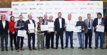 El alcalde y la edil de Hacienda participan en la entrega de premios de la edición XVI de Viveralia