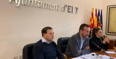 El Gobierno Municipal de Elche fija un decálogo de prioridades hasta el final de la legislatura