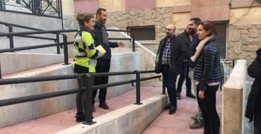 El Equipo de Gobierno Municipal acuerda con los  vecinos acciones para regenerar el barrio de Porfirio Pascual