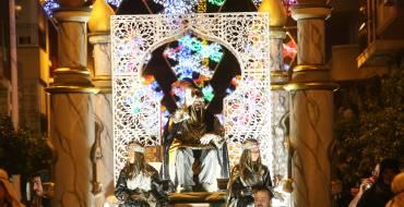 Més de 600 persones i 13 carrosses ompliran de màgia, ball i música la Cavalcada de Reis