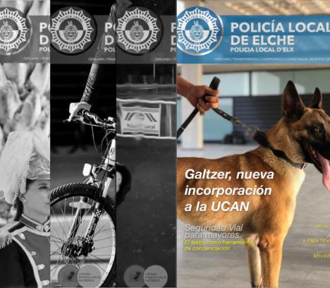 Revista Policía Local de Elche – Enero 2019