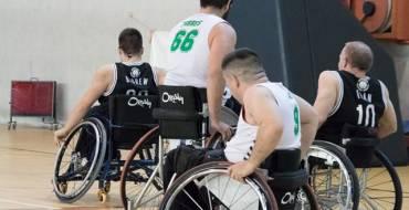 5ª Jornada de la Liga Nacional – baloncesto en silla de ruedas