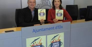 El concejal Carlos Sánchez presenta la III edición del concurso de gastronomía para personas mayores 'Superchef Sénior'