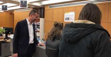 Restablecidos los principales servicios de atención al ciudadano en el Ayuntamiento de Elche