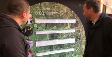Más de 1.100 personas visitan la exposición de Las Clarisas sobre los proyectos de inversión de los fondos europeos Edusi