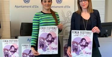 La Plaça de Baix acoge un nuevo Femin Festival con las actuaciones de Conchita, La Furia y Las Infrarrojas