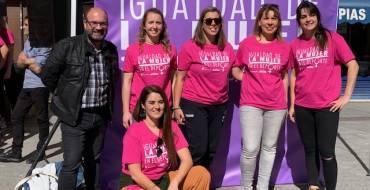 El Ayuntamiento de Elche se suma a la «Campaña de Igualdad por el Deporte»