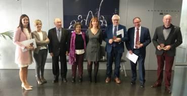 El Ayuntamiento de Elche firma un convenio con seis entidades empresariales para la integración laboral de personas discapacitadas