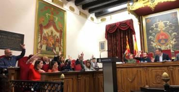 Anuncio de aprobación del Plan Territorial Municipal frente a Emergencias de Elche