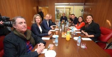 Ayuntamiento y Generalitat suman fuerzas para defender las reivindicaciones de los regantes