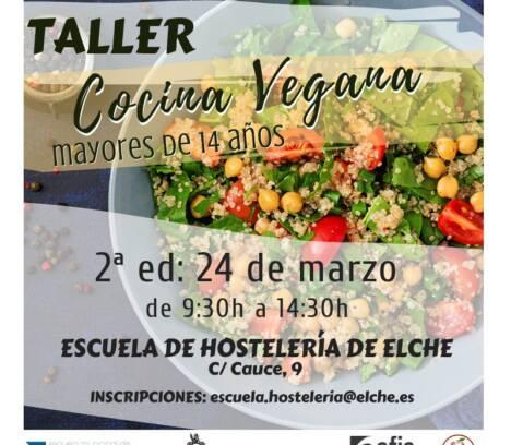 Taller de Cocina Vegana (2ª edición)