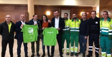 Personal d'Urbaser correrà en la Mitja Marató d'Elx