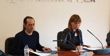 La concejalía de Bienestar Social cede a la Asociación Gitana Ilicitana de Carrús un espacio en el Centro Social Victoria Kent
