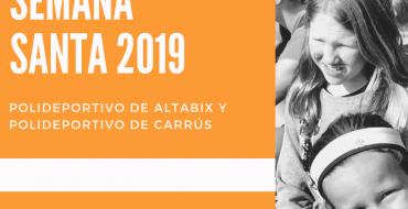 Campus Deportivo Semana Santa 2019