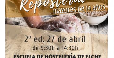 2ª EDICIÓN TALLER DE REPOSTERÍA DE SEMANA SANTA