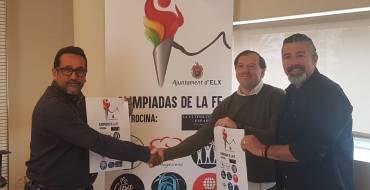 Las primeras 'Olimpiadas de la Fe' se celebrarán el sábado en la pista de atletismo Manolo Jaén