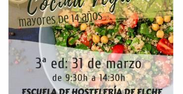 Taller de Cocina Vegana 3ª edición