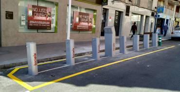 La Plaza de Barcelona contará desde este miércoles con una estación de BiciElx