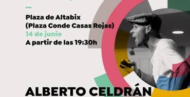 El cuentacuentos Alberto Celdrán y Dreamshow en Altabix