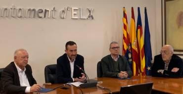 L'Ajuntament renova el seu suport a la Setmana Santa il·licitana
