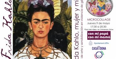 """Taller """"Frida Khalo, mujer y mito"""""""