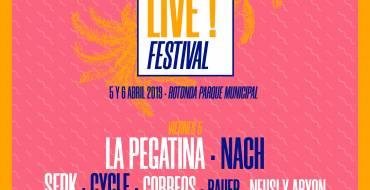 La Rotonda de Parque Municipal acoge este viernes y sábado una nueva edición del Elche Live Festival